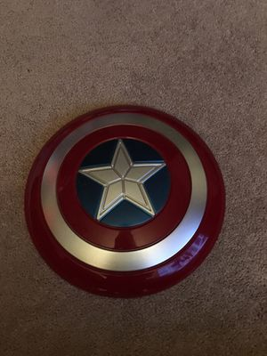 2018 Captain America shield used only for Halloween for Sale in Portland, OR