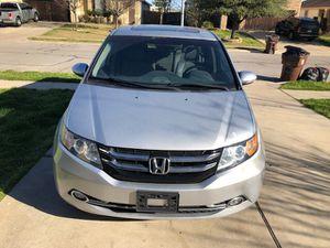 2015 Honda odyssey Elite $15500. for Sale in Round Rock, TX