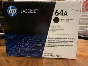 HP Laserjet Toner 64a for Sale in Odessa, TX