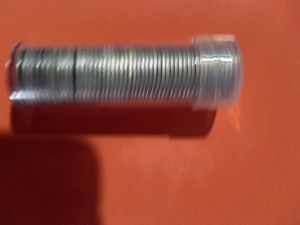 Roosevelt silver dime roll for Sale in Appomattox, VA