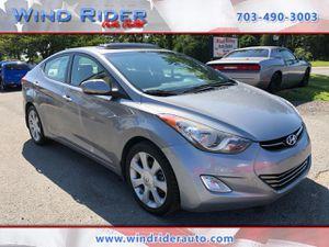 2013 Hyundai Elantra for Sale in Woodbridge, VA