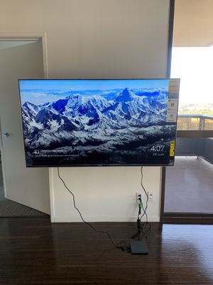 32, 55, 65, 75, 86 inches Tv wall mount, soundbar, floating shelf installation)! for Sale in Downey, CA