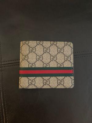 Gucci men's wallet for Sale in Long Beach, CA