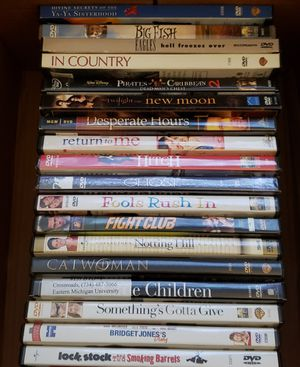 DVD's Assorted for Sale in Columbus, OH