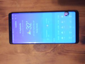 Samsung Galaxy Note 8 for Sale in Williamsport, PA
