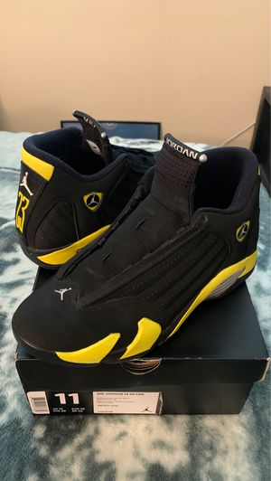 Air Jordan Thunder 14s Size 11 for Sale in Los Angeles, CA