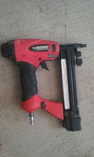 Husky staple gun nail gun for Sale in Silver Spring, MD