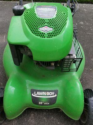 Lawn boy self-propelled mower for Sale in Orlando, FL