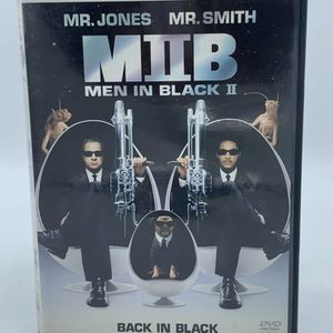 Men in Black II DVD 2002 2-Disc Set Special Edition Widescreen for Sale in Oxnard, CA