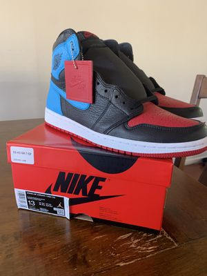 NEW Size 13 Women's / Size 11.5 Men's Air Jordan 1 I NC to Chi Nike for Sale in Palo Alto, CA