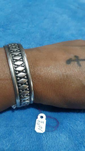 Sterling Silver Bracelet for Sale in Wichita, KS
