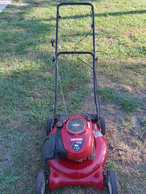 Craftsman push mower for Sale in Gulfport, FL
