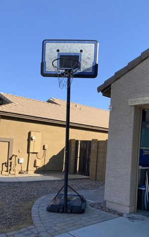 BASKETBALL HOOP/COURT for Sale in Surprise, AZ