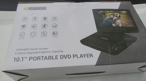 Portable dvd player for Sale in Eastpointe, MI
