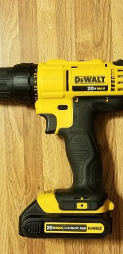 Dewalt 20v Drill for Sale in Seattle,  WA