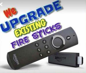 Fire TV & Stick Reprogramming for Sale in Hampton, VA