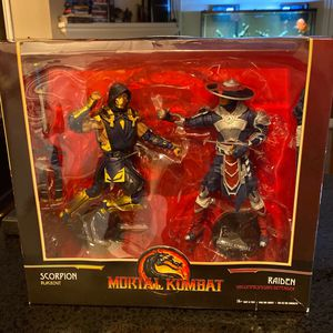 McFarlane Toys New Mortal Kombat for Sale in Broomfield, CO