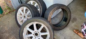 "18"" Hi-performance tires for Sale in Crestview, FL"