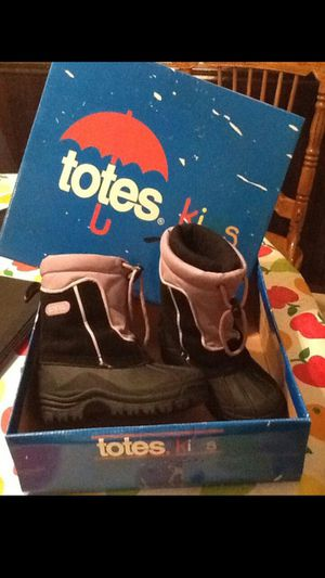 Totes Kids Boots for Sale in Indianapolis, IN