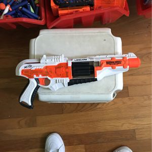 Nerf gun GREAF CONDITION for Sale in Westminster, CA