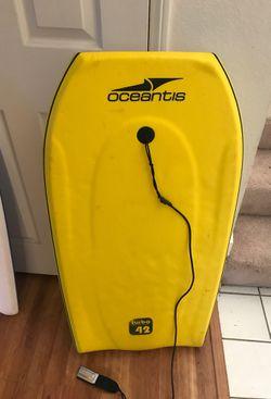"Boogie board, bodyboard 42"""" for Sale in Calabasas,  CA"