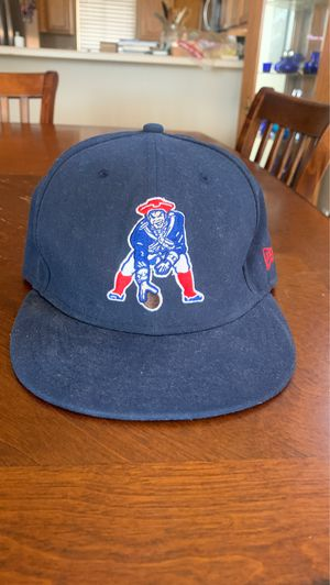 Patriots Hat size 7&1/2 for Sale in Goodyear, AZ