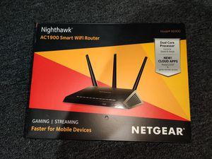 Netgear Nighthawk router for Sale in Westminster, MA