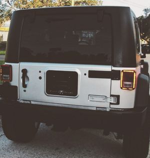 ONE OWNER * RUNS GREAT - LOW MILEAGE JEEP WRANGLER*2007* for Sale in New Orleans, LA
