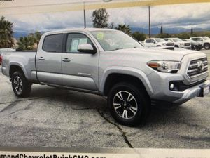 2017 Toyota Tacoma TRD Sport for Sale in Banning, CA