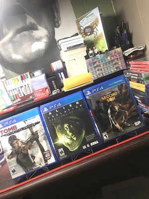 ps4 games for Sale in Corona, CA