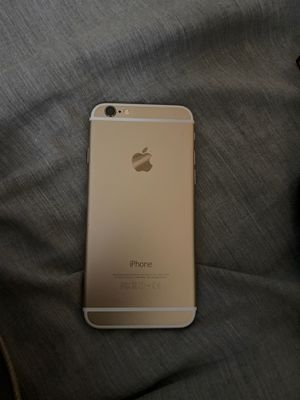 iPhone 6 w/ case (or without case) for Sale in Islip Terrace, NY
