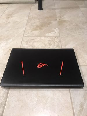 Asus gaming laptop gl753vd for Sale in St. Louis, MO