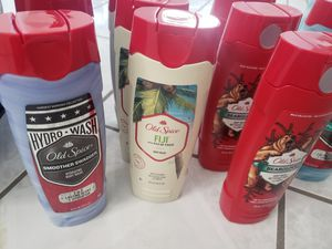 Mens old spice body wasy 2.50 each for Sale in Moreno Valley, CA