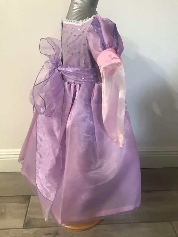 Princess Rapunzel Dress size 2