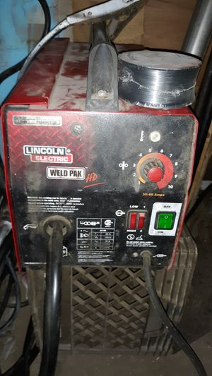 Lincoln welder for Sale in Monroeville, PA
