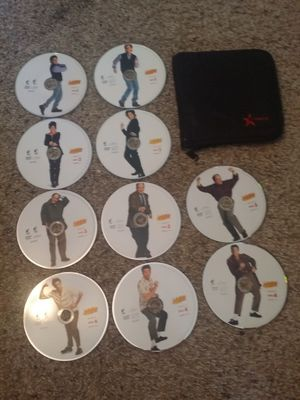 Seinfeld DVD 10 disc set season 3 and 4 (4 disc each season) season 2 only 2 discs. Carrying case included for Sale in Deerfield Beach, FL