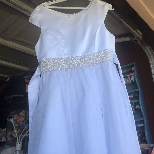 Baptism, confirmation, first Communion dress