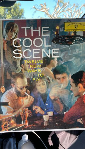 The Cool scene vinyl Record for Sale in Whittier, CA