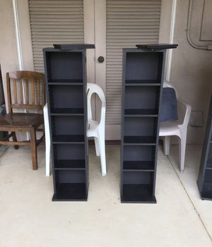 DVD / CD / Game / Media / Collector Display Shelf Shelves ($10 for one / $15 for both) for Sale in Whittier, CA
