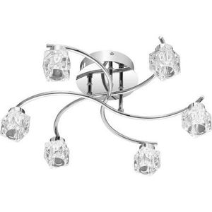 FOR SALE: Brand New Zager Platinum 6-Light LED Flush Mount Light Fixture for Sale in Alexandria, VA