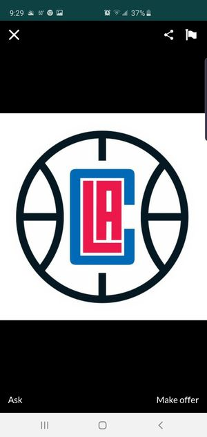 Clippers tickets for Sale in Norwalk, CA