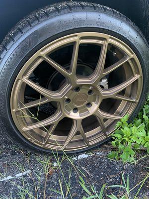 Motegi wheels 18x8.5 5x100 for Sale in Orlando, FL