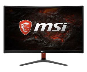 "MSi 24"" Curved Gaming Monitor 144hz **OPTIXG24C** for Sale in Los Angeles, CA"