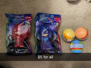 Brand new boys toys $5 for all for Sale in Boca Raton, FL