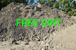 Free fill dirt / soil for Sale in Watauga, TX