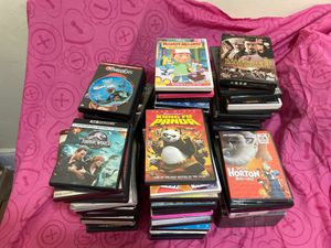 Huge DVD - Blue-ray Lot for Sale in Bayonne, NJ