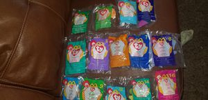 1998 McDonald's Ty Beanie Babies Set of 14 - Unopened for Sale in Richland, WA