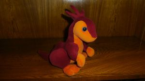 Zeta Alien Dice Animal Dragon Plushie for Sale in Dallas, TX