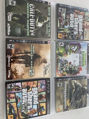 PS3 games for Sale in Aurora, CO