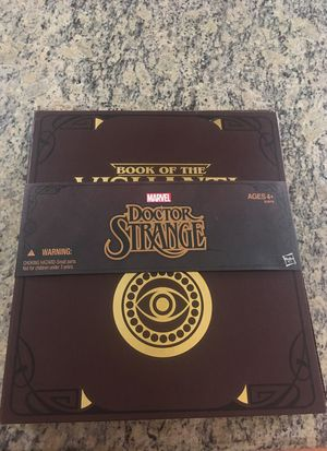 Marvel legends SDCC exclusive book of the Vishanti for Sale in San Diego, CA